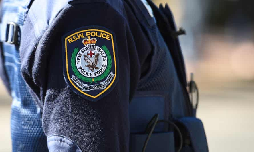 Police say they saw Gordon Copeland entering the Gwydir River on the night he disappeared.
