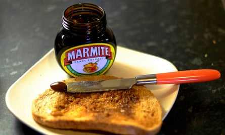 The price increase of Marmite was below average (-0.8%) as a special offer at Asda offset price hike at Morrisons.