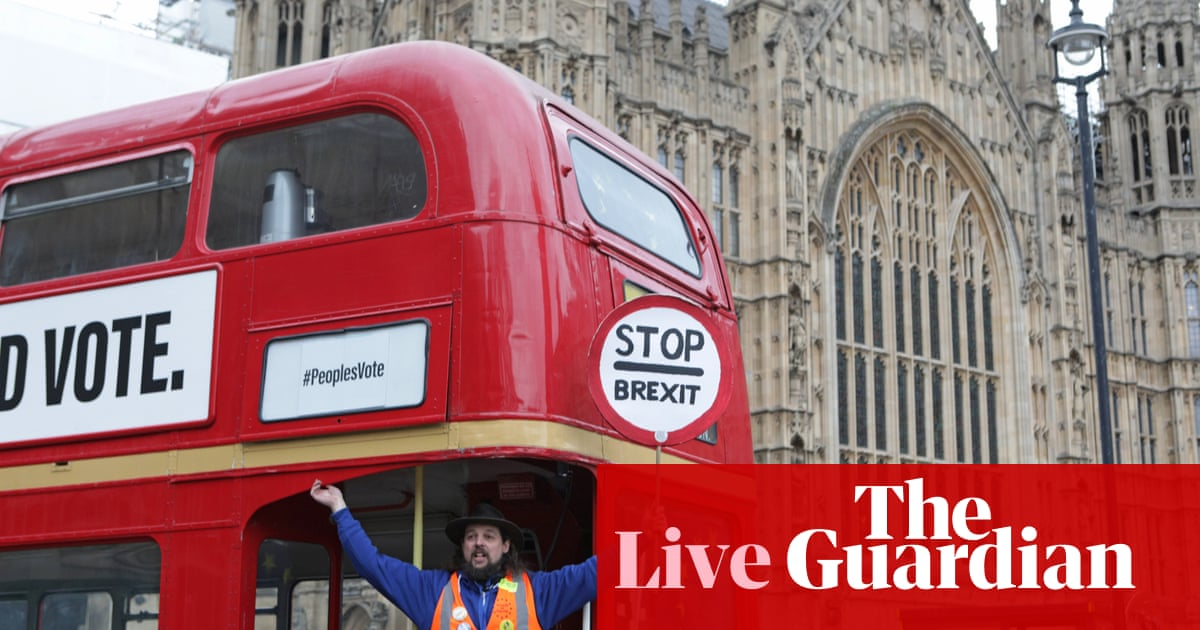 14e6919a0d0 Brexit: Labour MPs and TUC push back against No 10 bid to win left ...