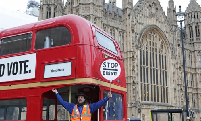 Brexit: Labour MPs and TUC push back against No 10 bid to