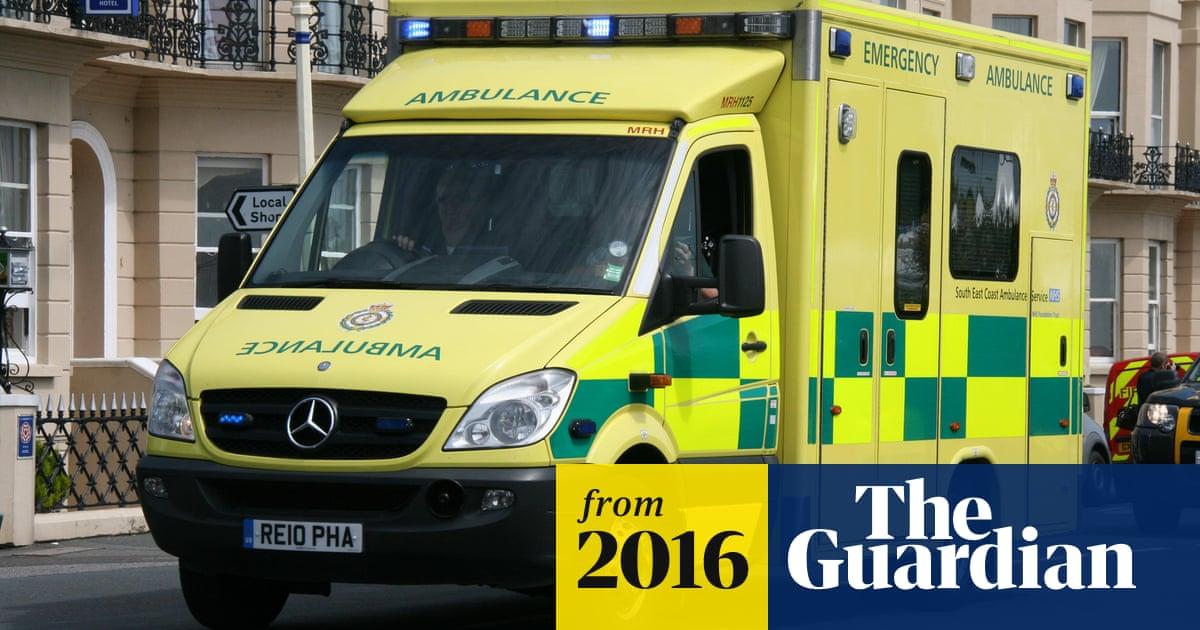 NHS ambulance service forces elite paramedics to take non
