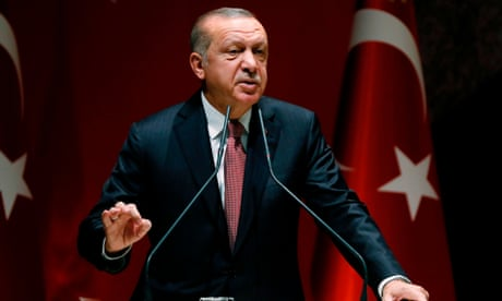 Erdoğan tells Saudis: show us where Jamal Khashoggi's body is