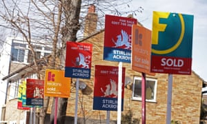 House price falls may already be happening.