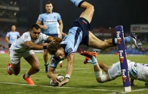 Super Rugby - Waratahs v Blues