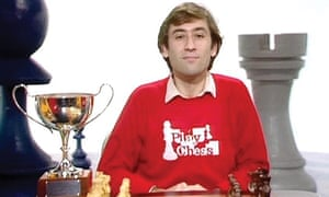 Bill in his chess glory days