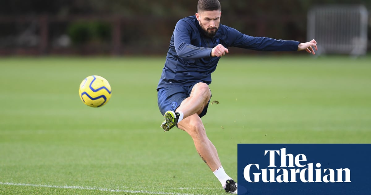 Inter offer £3.4m for Olivier Giroud but Chelsea holding out for £8.5m