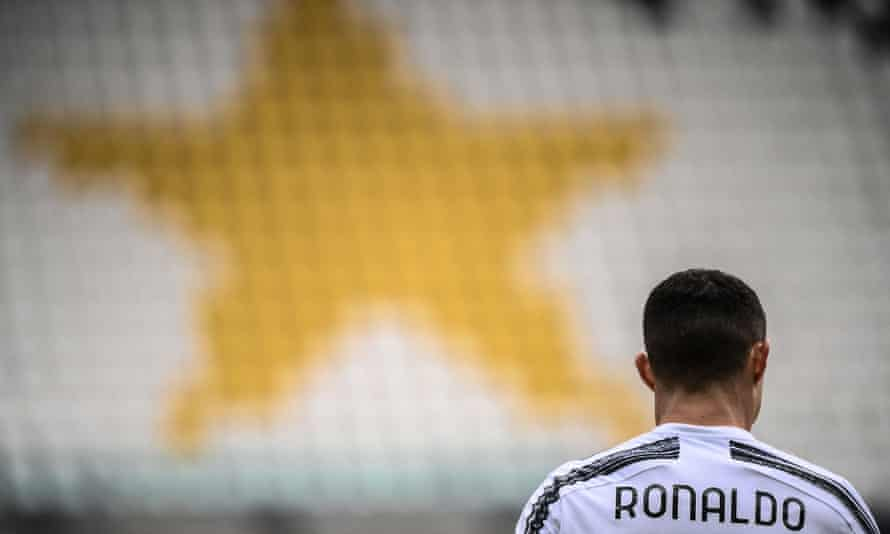 Cristiano Ronaldo's Juventus are one of the clubs who are part of the new European super league.