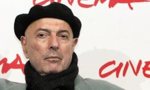 Oscar-nominated film-maker Héctor Babenco in 2007.
