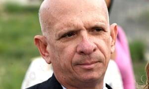 Venezuela's former military intelligence chief Hugo Armando Carvajal