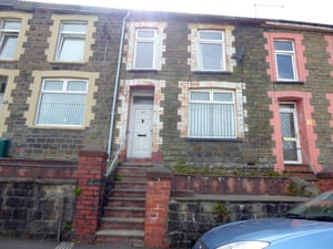 Cheapest houses - Mountain Ash, South Wales