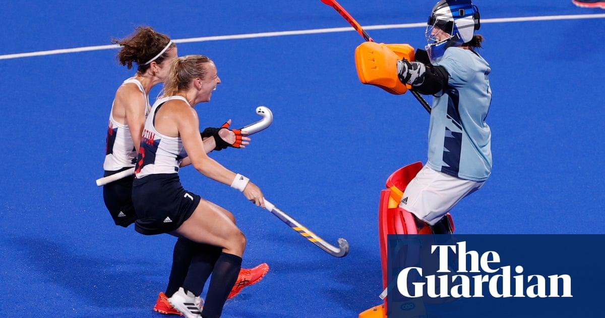 Hinch's heroics deny Spain and put Britain into Olympic hockey semi-finals