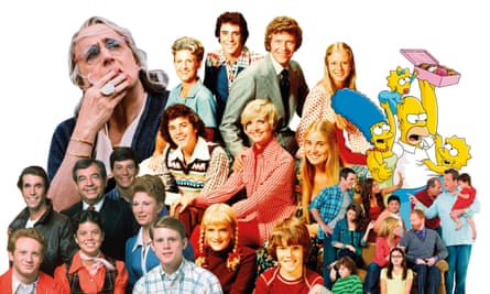 Transparent; The Brady Bunch; The Simpsons; Modern Family; Happy Days