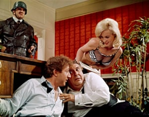 A scene from The Producers.