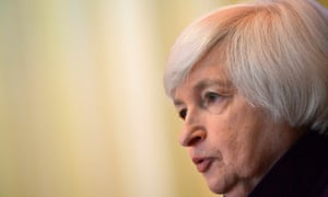 Janet Yellen and the Federal Reserve contemplate US interest rates