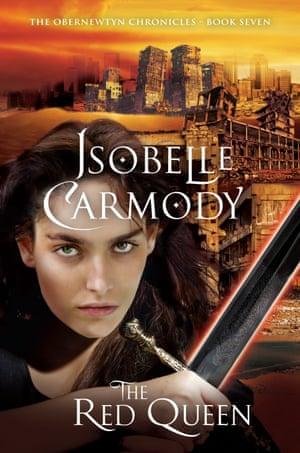 Isobelle Carmody's The Red Queen.