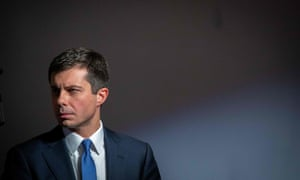 Pete Buttigieg received the first ever endorsement from the South Bend Chamber of Commerce when he first ran for mayor of the Indiana city.