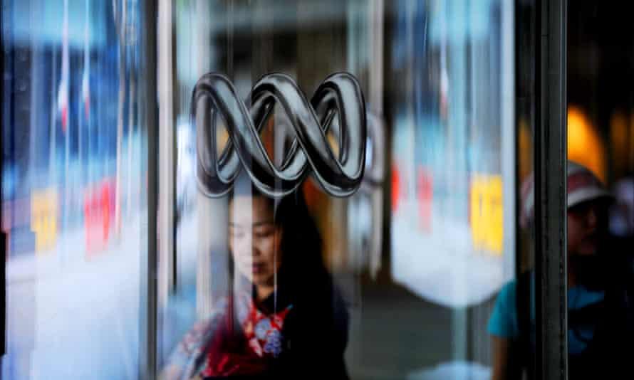 The ABC logo