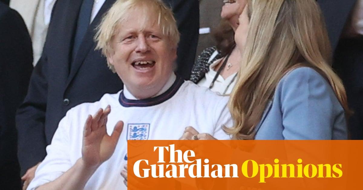 England and Southgate stop divisive politicians hijacking Euro 2020 success   David Conn