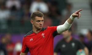 Dan Biggar kicked the conversion that sealed Wales's 20-19 quarter-final win over France at the World Cup.