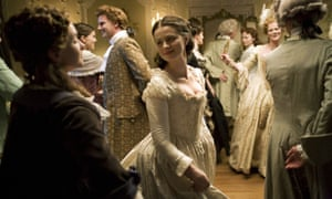 A scene from a 2007 TV adaptation of Fanny Hill.