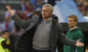 Even in victory at Celta Vigo, José Mourinho was unhappy with the finishing, the result and the injury situation, just about everything in fact.