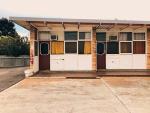 Werrigar roadhouse and motel Warracknabeal, Victoria.