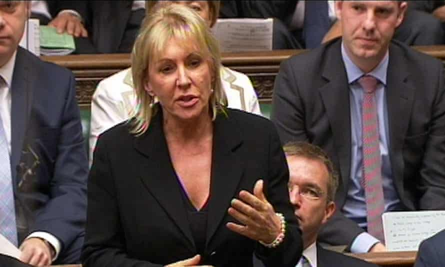 The Conservative MP Nadine Dorries, above, has been voicing her concerns about George Osborne's decision to bring forward pension-age equality