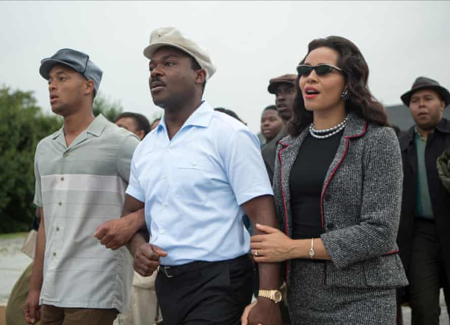 Exciting… David Oyelowo leads the charge of civil rights in Selma.