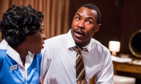 Martin Luther King drama The Mountaintop performed to 'bring communities together'