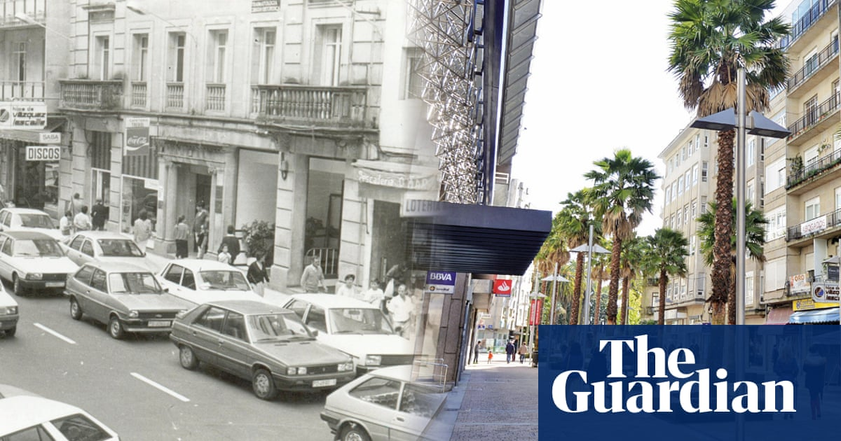 For me, this is paradise': life in the Spanish city that banned cars