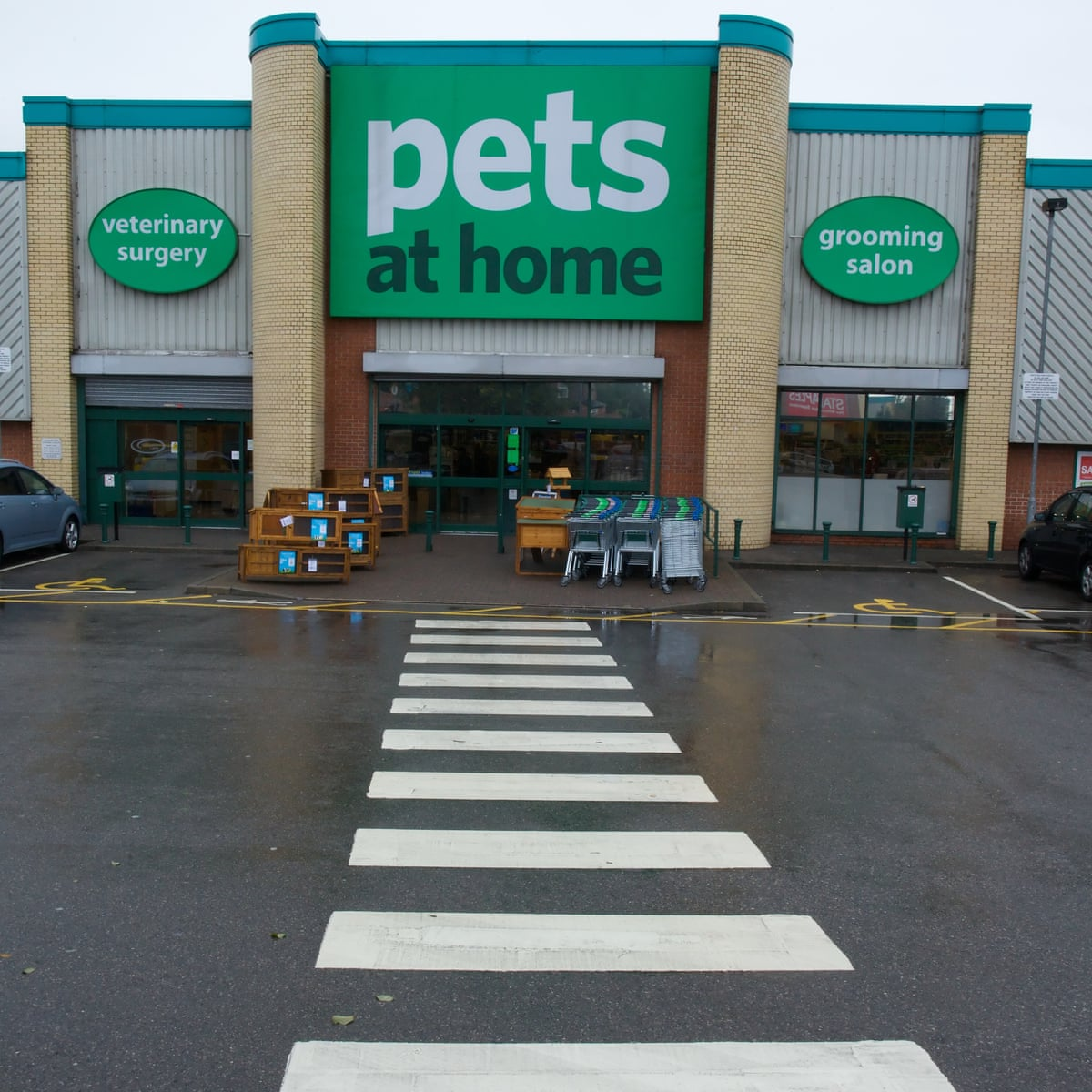 Pets At Home Under Fire For Coronavirus Key Worker Claim For Staff Business The Guardian