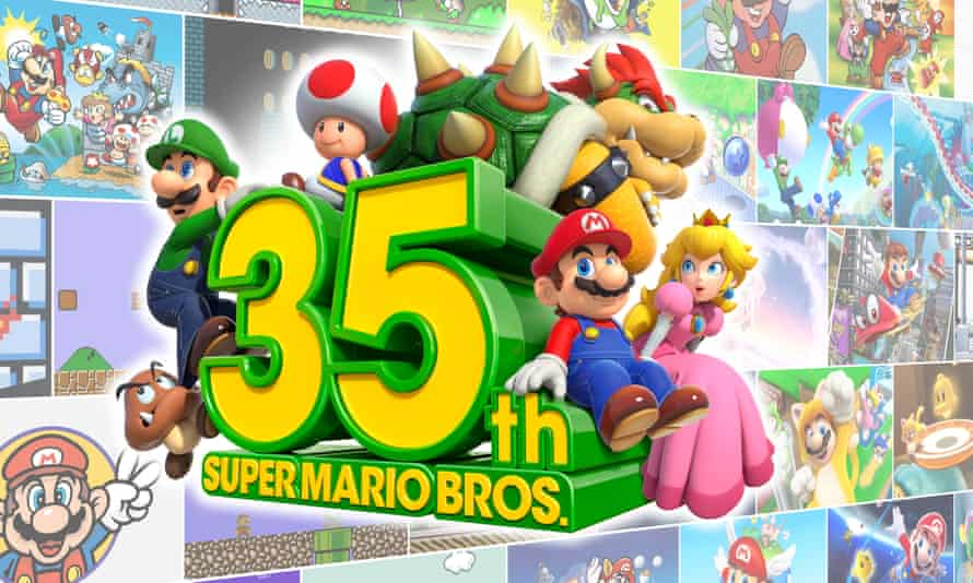 Much-loved old games will be revamped for the Super Mario Bros 35th anniversary.
