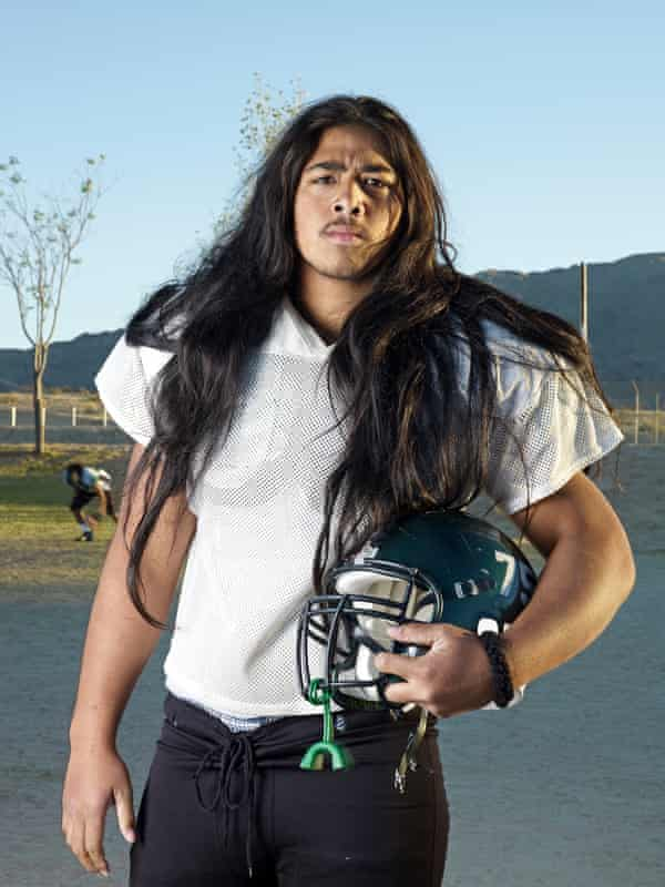 Catherine Opie, Rusty, 2008. From the series High School Football, 2007–9.