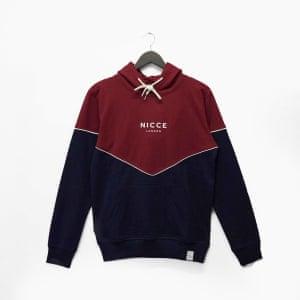 Diamond hoodie £44.99, nicceclothing.com