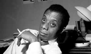 James Baldwin, whose book The Fire Next Time is recommended reading.