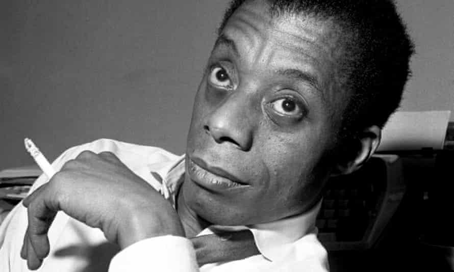 James Baldwin.