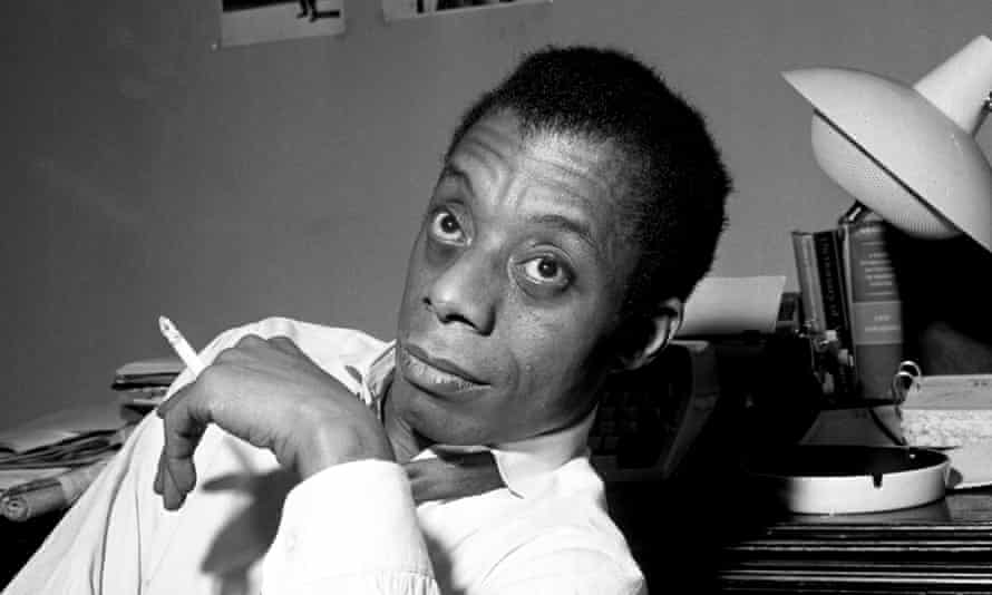 James Baldwin in the film, I am not your negro.