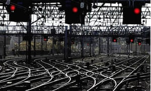 Philip Hammond announced a funding boost to the modernisation of signalling on Britain's railways.