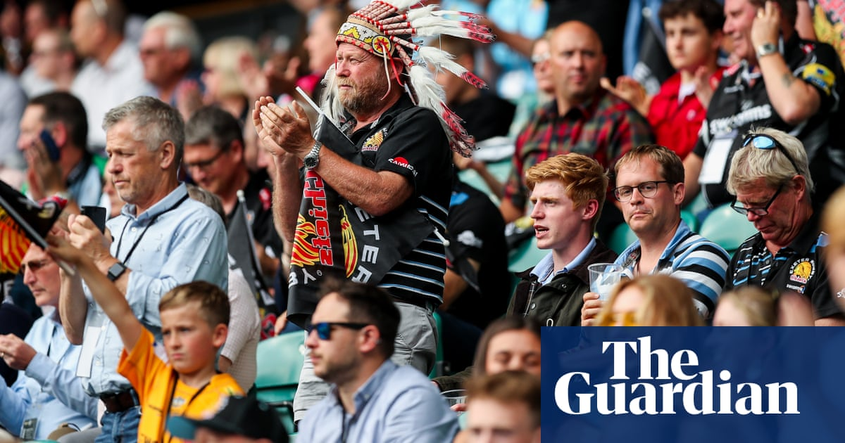 Wasps ask Premiership to consider ban on Exeter Chiefs' headdresses