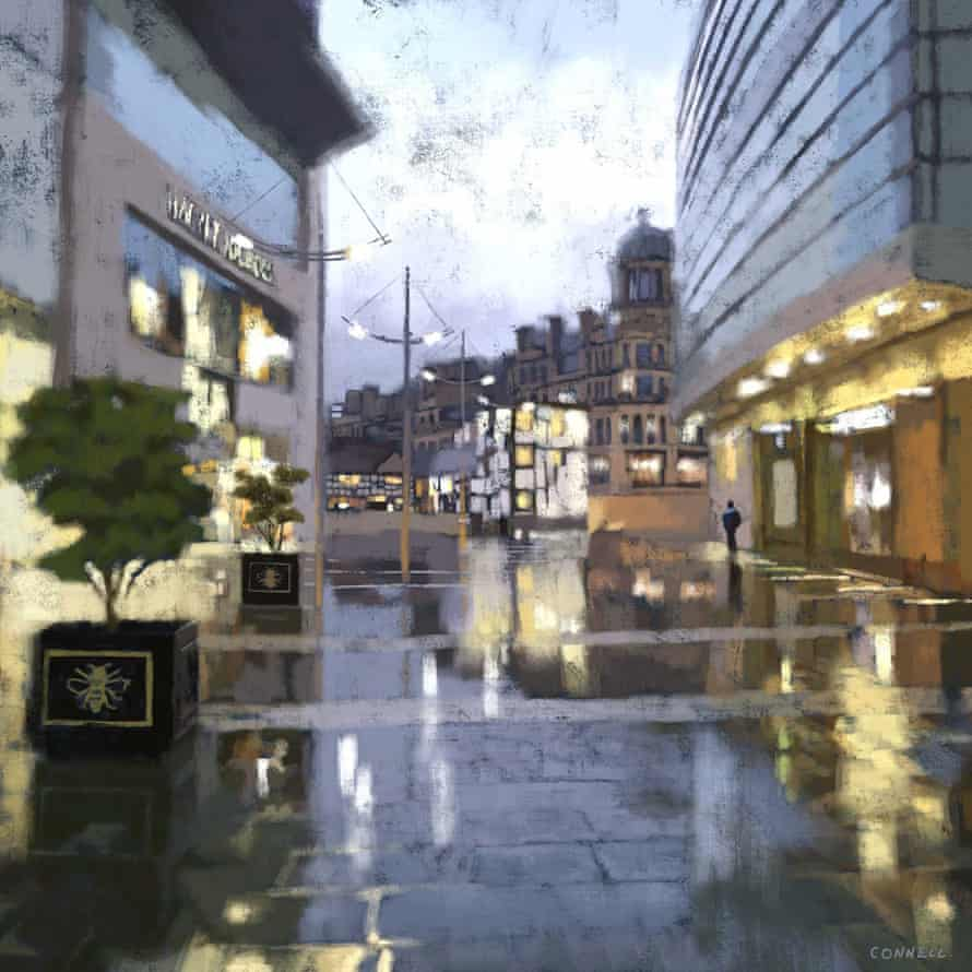 Cathedral Walk by Sarah Connell