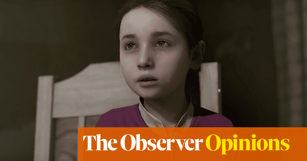 How not to turn child abuse into a game | Games | The Guardian