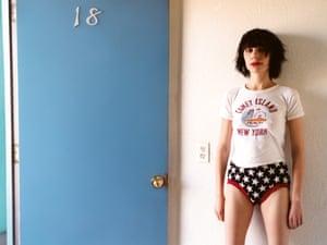 PJ Harvey, Los Angeles, 2004