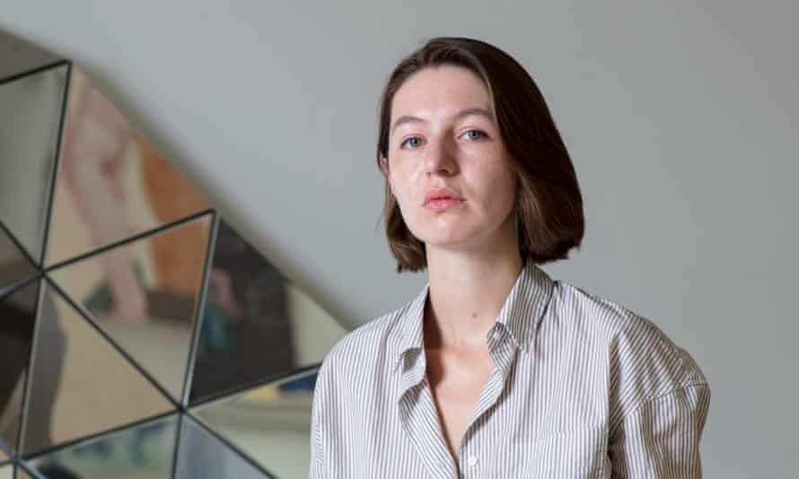 Sally Rooney, pictured in 2018.
