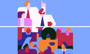 G2 Cover G2 BAME online Illustration re discrimination in the workplace