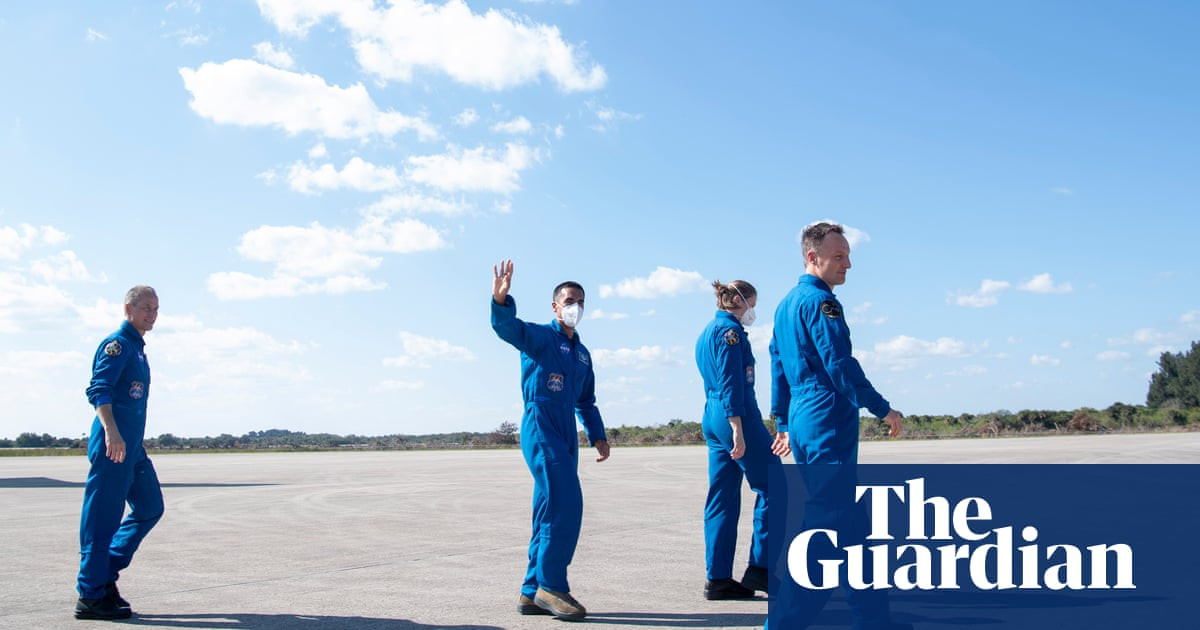 SpaceX aims to fix leaky toilets before astronauts blast off at weekend