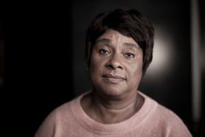Doreen Lawrence in Stephen: The Murder that Changed a Nation.