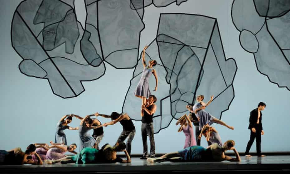 Melancholy, lyricism, satire and farce … San Francisco Ballet perform Alexei Ratmansky's Shostakovich Trilogy.