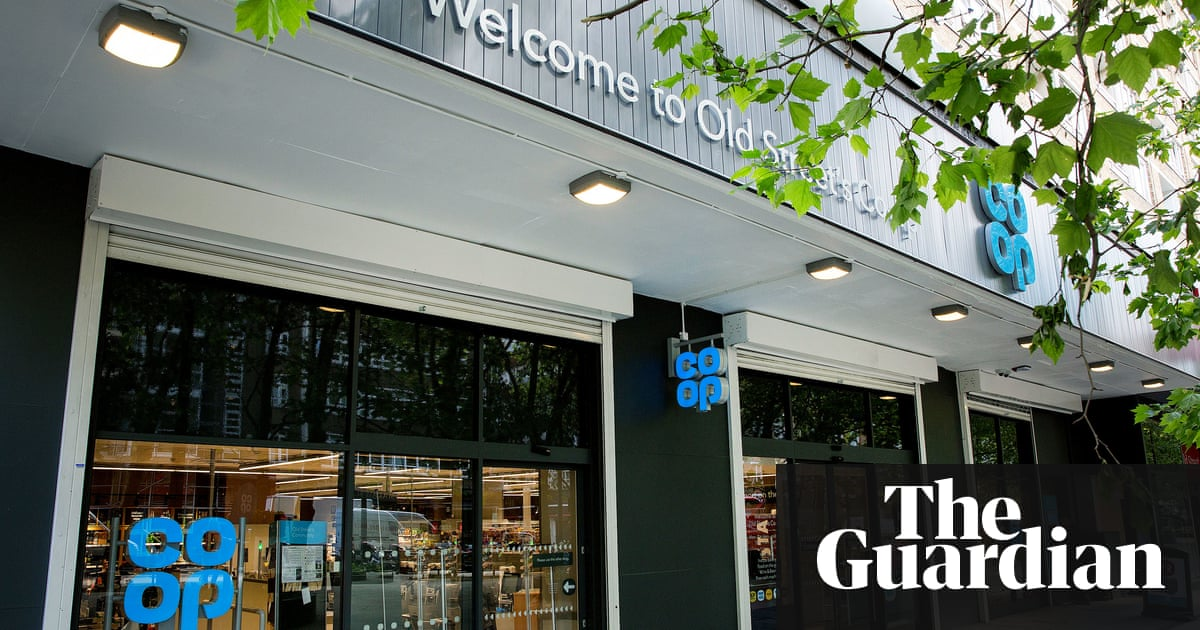 Co Op Launches 160m Expansion Plan For 2018 Business The Guardian