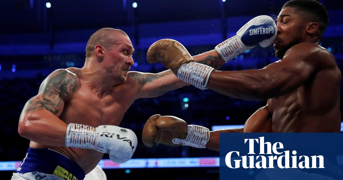 Sports quiz of the week: Oleksandr Usyk, Roger Hunt and Manny Pacquiao