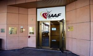 IAAF headquarters